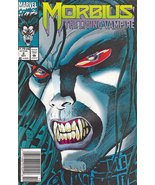 """Morbius: The Living Vampire """"Welcome To The Jun... - $1.95"""