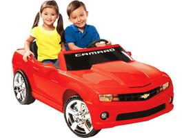 Battery Operated Official Chevrolet CAMARO NPL 12 Volt Racing Car 3 - 6 Yrs Old image 5