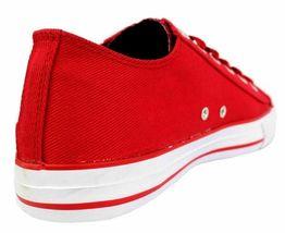 Levi's Men's Classic Premium Casual Sneakers Shoes Buck Lo Twill 514887-01R image 6