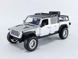 Jada Toys Fast & Furious F9 1:24 2020 Jeep Gladiator Die-cast Car, Toys ... - $39.92