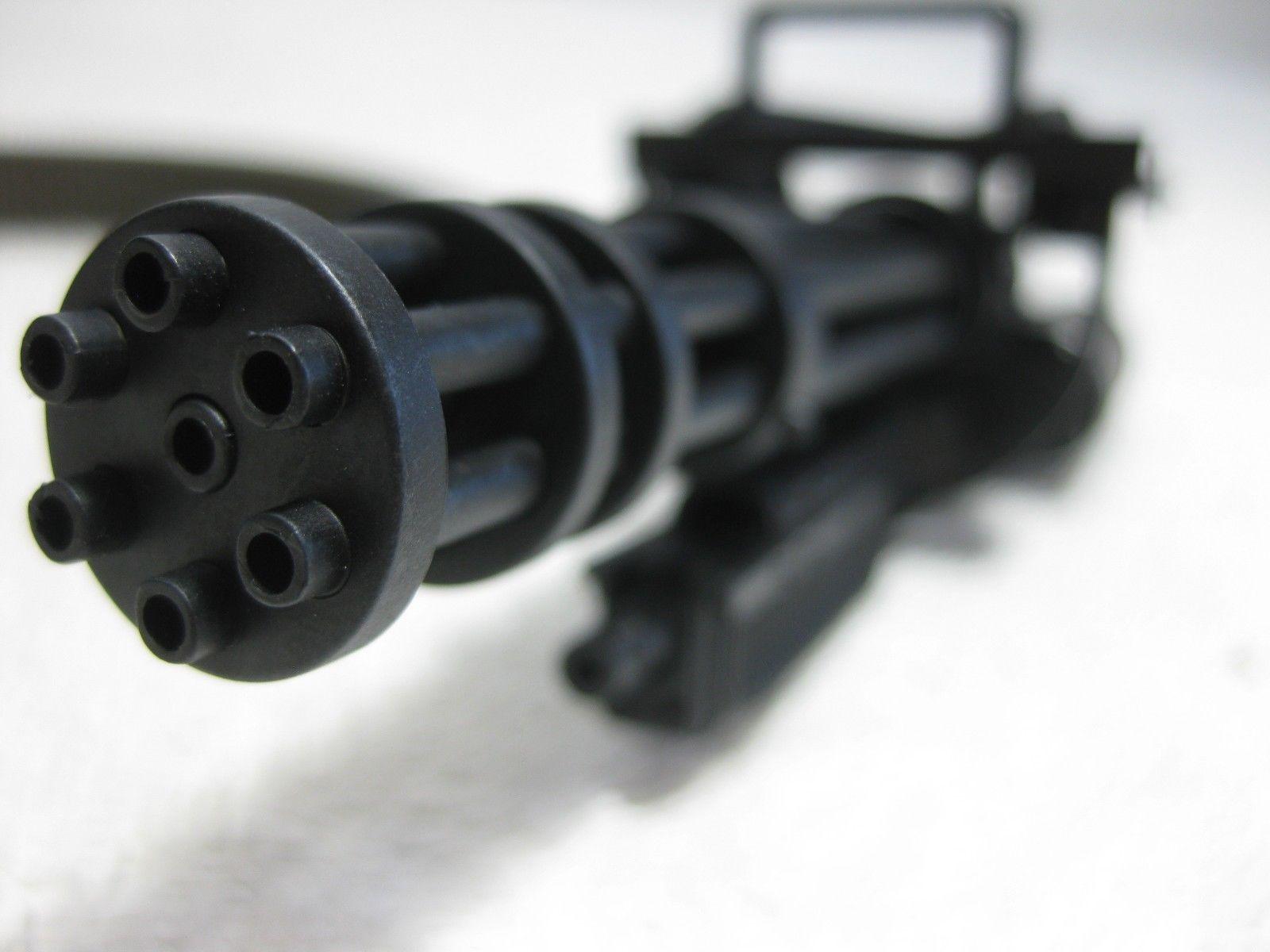 "Minigun -The Punisher-Daredevil-TMS004 1/6 scale-For 12"" figure-Hot Toys*"