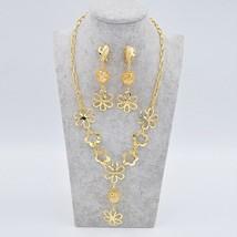 Sunny Jewelry Fashion Jewelry 2019 Necklace Long Chain Earrings Women Je... - $27.77
