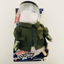 2003 Captain Carl Dancing Hamster  - Plays Air Force Theme - NIB - $10.35