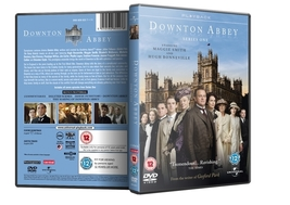 DVD - Downton Abbey Series 1 DVDs - $26.00