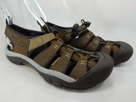 Keen Newport Hydro Talla 10 M (D) Eu 43 Hombre Sandalias de Deportes Mulch /