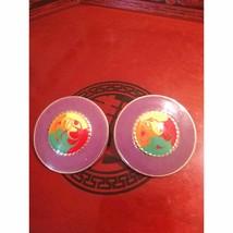 Vintage/Estate~Retro Cool~Funky~Earrings - $11.88