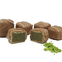 Philadelphia Candies Japanese Matcha Green Tea Meltaway Truffles, Milk C... - $23.71
