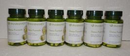 Six Pack: Nu skin Nuskin Pharmanex Detox Formula 60 capsules SEALED x6 - $168.00