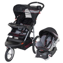 Baby Trend Expedition LX Travel System, Millennium 12 in. (Front) - $193.00