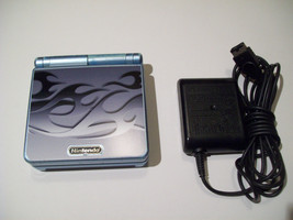 GameBoy Advance SP Pearl Blue Handheld System WALL CHARGER  NEW FLAME S... - $52.98