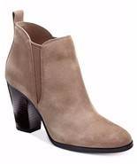 Michael Kors BRANDY Dark Dune Ankle Short Boots Bootie Shoes Multi Size NIB - $109.99