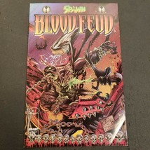 Spawn Blood Feud #2 1995  Image Comics - $1.49