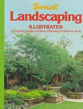 Landscaping Illustrated Sunset Books - $3.42