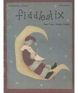 Tole Decorative Painting Fiddlestix Just Super Simple Santas Christmas Book - $13.50
