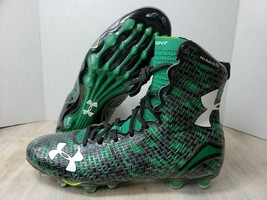 Under Armour Highlight Football Cleats  1258400-031 Size 14 - $34.65