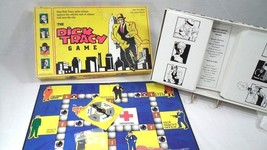 VGUC 1990 Walt Disney Dick Tracy The Movie Detective Board Game Madonna ... - $8.86