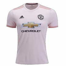 adidas Big Kids Soccer Youth Manchester United Fc Away Jersey CG0055 - $70.00