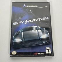 SpyHunter Nintendo GameCube 2002 Complete W/ Manual - $12.19