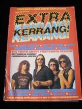 Extra Kerrang #2 1984 Motorhead Deep Purple Ratt Whitesnake Lee Aaron Ve... - $14.99