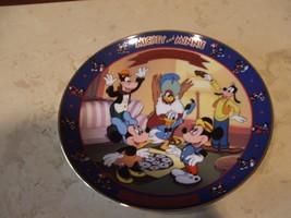 BRADFORD EXCHANGE Disney - MICKEY'S BIRTHDAY PARTY - Mickey & Minnie PLA... - $20.79