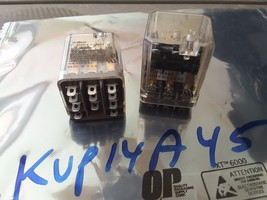 KUP14-A45-120 Potter & Brumfield Amf 120VDC Relay New Nos Rare Sale $29 - $28.71