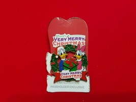 Disney Pin MVMCP Mickey's Very Merry Christmas Party Passholder 2009 LE ... - $29.99