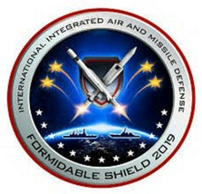 International Integrated Air And Missile Defense Sticker - $9.89