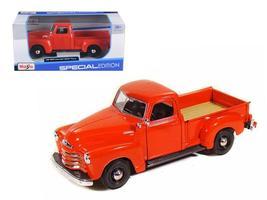 1950 Chevrolet 3100 Pick Up Truck Omaha 1:25 Diecast Model by Maisto - $34.46