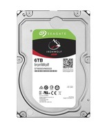 Seagate IronWolf ST6000VN0033 6 TB Hard Drive - 3.5 Internal - SATA (SAT... - $191.92