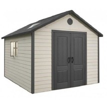Lifetime 11x11 Storage Shed Kit w/ Floor (6433) - $2,159.33
