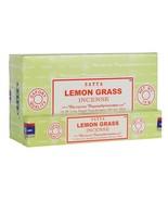 Satya 12 Packs Lemon Grass Incense Sticks   08 - $25.20