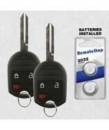 2 For 2001 2002 2003 2004 2005 2006 2007 2008 Ford Ranger Car Remote Key... - $22.74