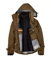 Men's Timberland Ragged Mountain 3-In-1 Waterproof Field Jacket Olive Si... - $148.50