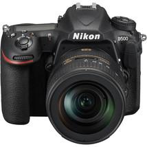 Nikon D D500 20.9Mp Digital Slr Camera Black Kit w/ 16-80 Af-s Dx Ed Vr ... - $2,245.27