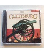 Gettysburg Battle Simulation PC (Windows 95) Turner Interactive 1994 - $20.78