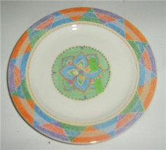 Mikasa  Ultimate + HK 115 Petit Point Porcelain Fine China Salad Plate - $14.99