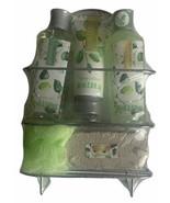 Minted Coconut & Olive Oil 6 pc set, shower gel, body lotion, cream bath... - $14.95