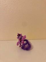 "Action Figure My Little Pony MLP 3"" PVC Twilight Sparkle Unicorn Hasbro - $4.95"