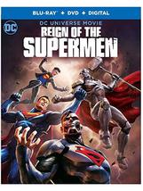 Reign of the Supermen [Blu-ray + DVD + Digital]