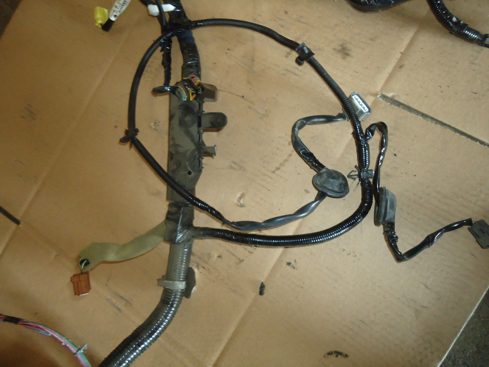Infiniti G35 Fuel Pump Wire Harness - Wiring Diagrams Dock on