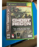 Tom Clancy's Ghost Recon (Microsoft Xbox, 2002) - $9.50