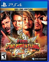 Fire Pro Wrestling World - PlayStation 4 [video game] - $35.16
