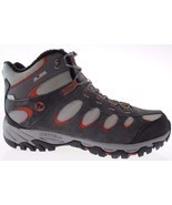 MERRELL RIDGEPASS THERMO MID WATERPROOF MEN'S HIKING BOOTS SZ 7, 7.5, #J... - $85.50