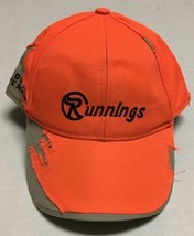 Runnings Hat Hunting Federal Premium Ammunition Distressed 2012 Hunter O... - $19.79