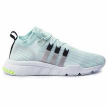 Adidas Originals da Uomo Eqt Sostegno Medio Adv Primeknit Scarpe Menta/B... - $150.67