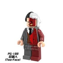Super Heroes - Building Block Figures Toys Children PG188 - $0.99