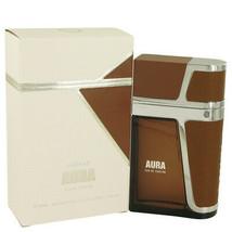 Armaf Aura by Armaf Eau De Parfum Spray 3.4 oz for Men - $52.57