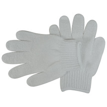 Acqua Sapone Exfoliating Body Massage Gloves - White 1 pair - $8.25