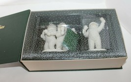 Snowbabies Let's All Chime In # 68454 Winter Tales Department 56 Collect... - $16.95