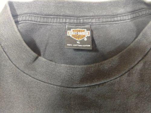 Sturgis Harley Davidson T Shirt Cotton Black Hills 01 Biker Motorcycle Mens XL  image 4